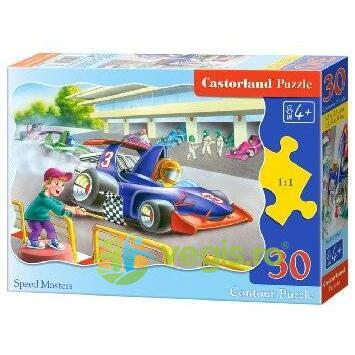 Puzzle 30 Castorland - Speed Masters