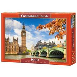 Puzzle 1000 Castorland - The Heart of London