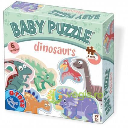 Baby puzzle Dino D TOYS