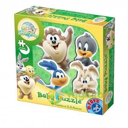 Baby puzzle Looney Tunes D TOYS