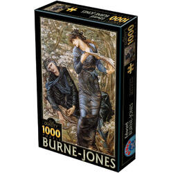 Puzzle 1000 Edward Burne-Jones - The Beguiling of Merlin D TOYS