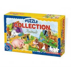 Puzzle collection - Animale D TOYS