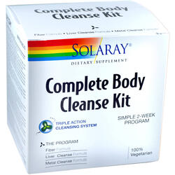 Complete Body Cleanse Kit SOLARAY