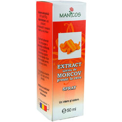 Extract Uleios De Morcovi Spray 50ml MANICOS