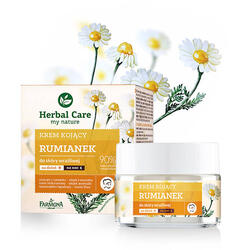 Herbal Care Crema de Fata Calmanta si Hidratanta Zi/Noapte 50ml FARMONA