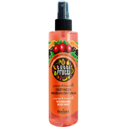 Spray Nutritiv de Corp Papaya si Tamarillo 200ml