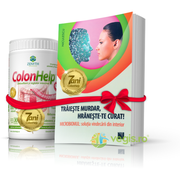 Colon Help 480Gr + Carte Cadou ZENYTH PHARMA