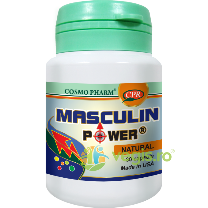 COSMOPHARM Masculin Power 30Cps