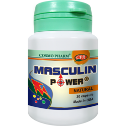 Masculin Power 30Cps COSMOPHARM