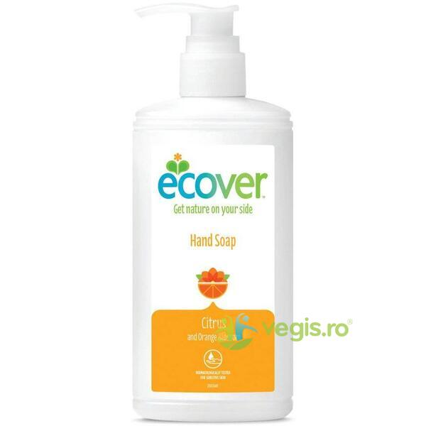 Sapun Lichid de Maini cu Citrice si Floare de Portocal 250ml ECOVER