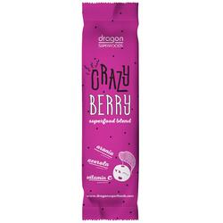 Mix Crazy Berry Pudra Raw Eco/Bio 10g