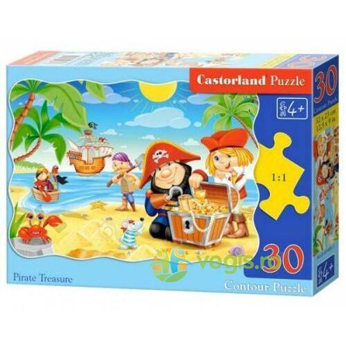 Puzzle 30 Castorland - Pirate Treasure