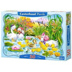 Puzzle 30 Castorland - The ugly Duckling