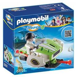 Playmobil - Super 4 - Sky Jet 5 ani+