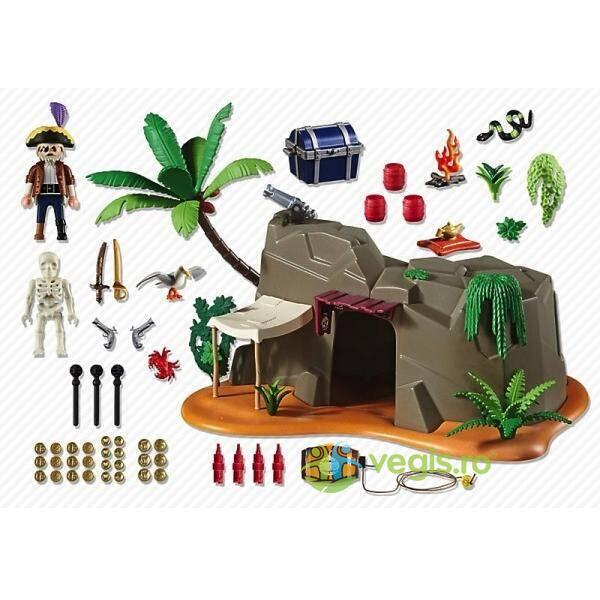 Playmobil - Super 4 - Pestera piratilor