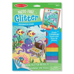 Set creatie cu sclipici: In adancuri - Melissa and Doug MELISSA & DOUG