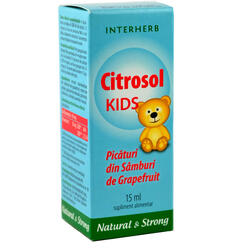 Citrosol Kids 15ml INTERHERB