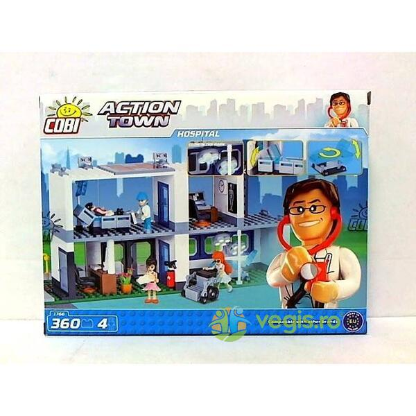 Action Town Cobi 360 Pcs - Spital