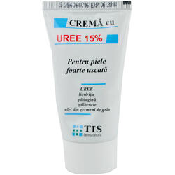 Crema Cu Uree 15% 50ml TIS FARMACEUTIC