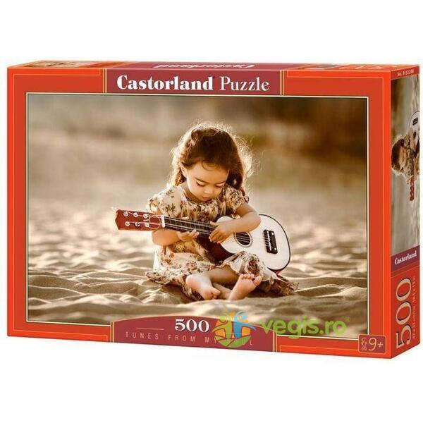 Puzzle 500 Castorland - Tunes from my soul