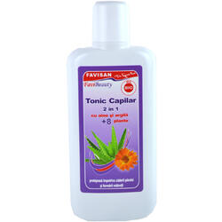 Tonic Capilar 2 In 1 125ml FAVISAN