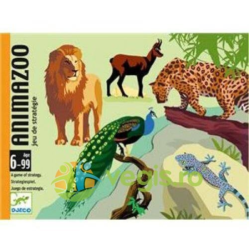 animazoo - joc de strategie djeco