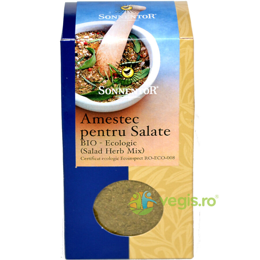 Condiment - Amestec Salata Bio 35gr imagine produs 2021