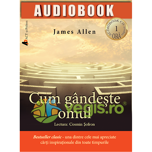 Generic Cd Cum gandeste omul – James Allen