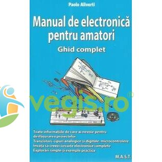 Manual de electronica pentru amatori - Paolo Aliverti thumbnail