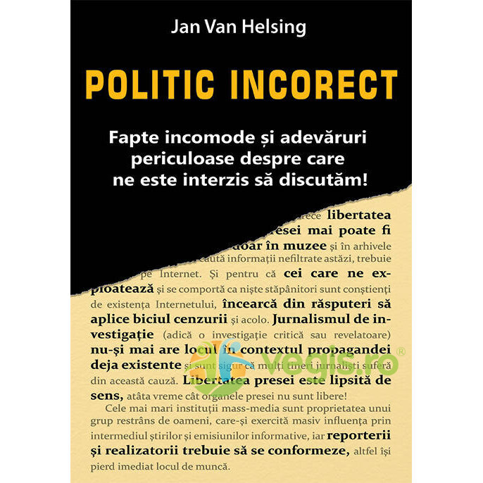 Politic incorect - Jan Van Helsing thumbnail