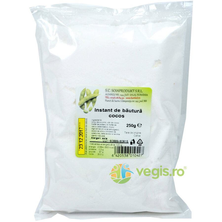 instant cocos 250g