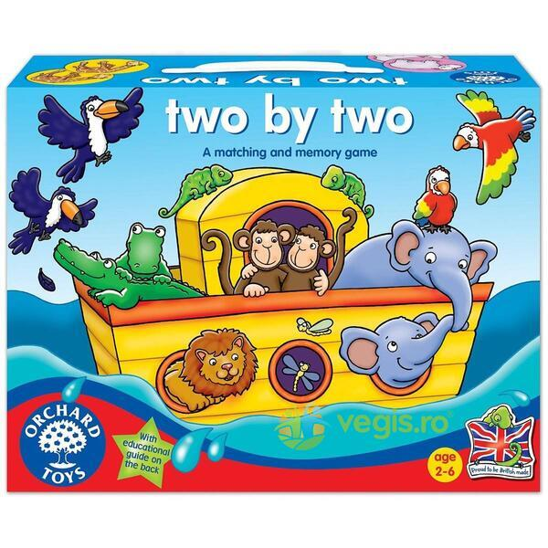 Joc educativ Arca lui Noe - Two by two ORCHARD TOYS