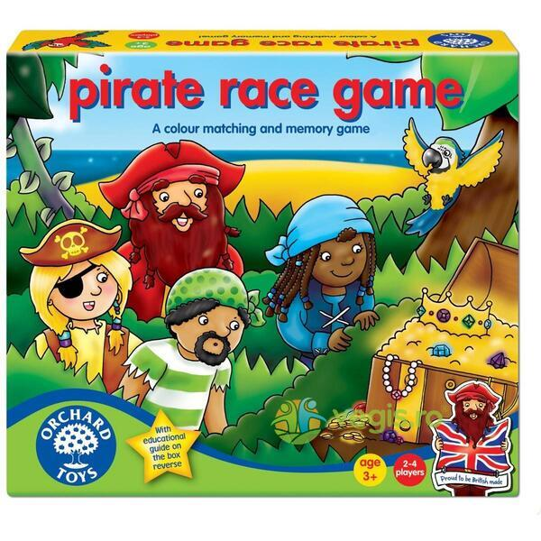 Joc de societate- Cursa piratilor - Pirate race ORCHARD TOYS