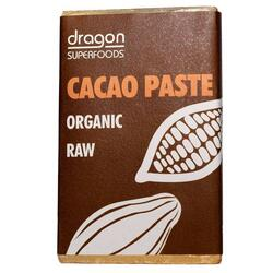 Pasta de Cacao Raw Ecologica/Bio 200g DRAGON SUPERFOODS