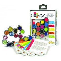 IQ puzzle Coggy - Fat Brain Toys 6 ani+