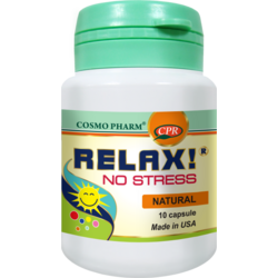 Relax! No Stress 10Cps COSMOPHARM