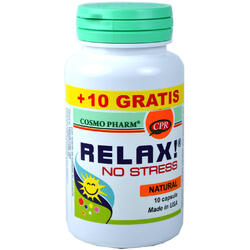 Relax! No Stress 10Cps+10Cps Gratis