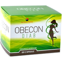 Obecon Diab 60Cps SUN WAVE PHARMA