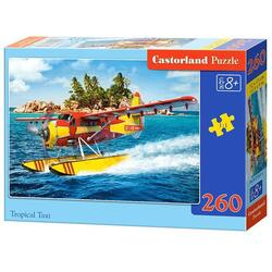 Puzzle 260 Castorland - Tropical Taxi