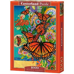 Puzzle 1000 Castorland - Monarch Madness
