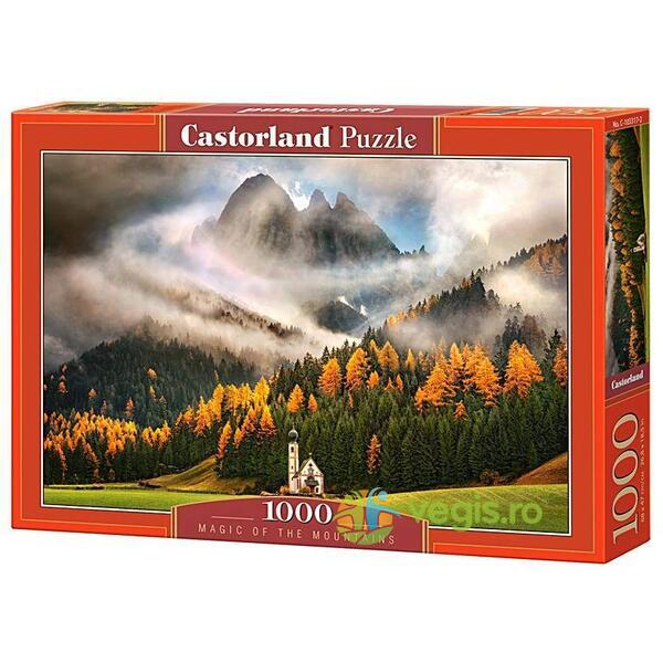 Puzzle 1000 Castorland - Magic of the Mountains