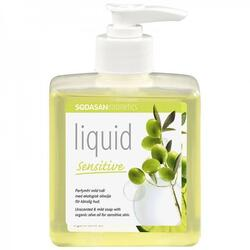 Sapun Lichid si Gel De Dus Neutru Sensitiv Ecologic/Bio 300 ml