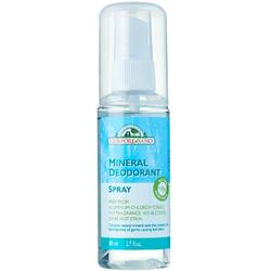 Deodorant Mineral Spray 80ml