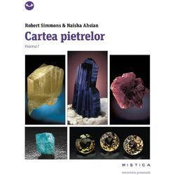 Cartea pietrelor vol.1 - Robert Simmons, Naisha Ahsian