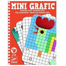 Mini grafic Djeco - Pixels