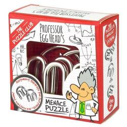 Professor Egg Head's - Menace Puzzle (Puzzle mecanic) PROFESSOR PUZZLE LTD.