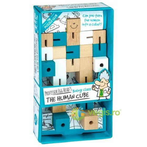 Professor Egg Head's - The Human Cub (Omul puzzle) PROFESSOR PUZZLE LTD.