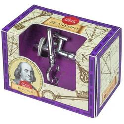 Great Minds - Benjamin Franklin's Keys Puzzle (Puzzle mecanic) PROFESSOR PUZZLE LTD.