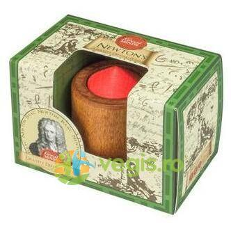 Great minds - Isaac Newton gravity defyng puzzle - Puzzle - Isaac Newton PROFESSOR PUZZLE LTD.