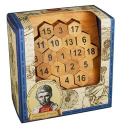 Great minds - Aristotle's number puzzle - Numerele lui Aristotel PROFESSOR PUZZLE LTD.